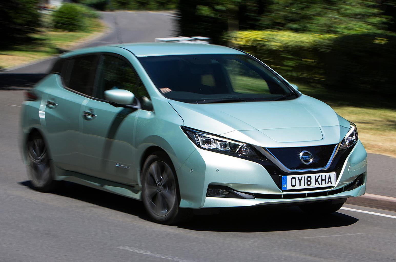 Nissan Leaf long-term test review