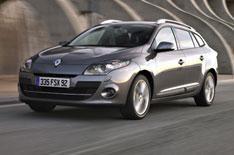 Renault unveils new Megane Estate