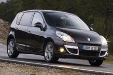 Full details of new Renault Scenic