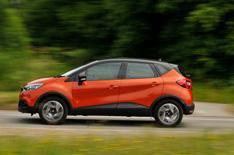 Our cars: Renault Captur