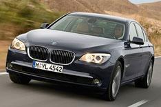 BMW 7 Series: 'fireworks of innovation'