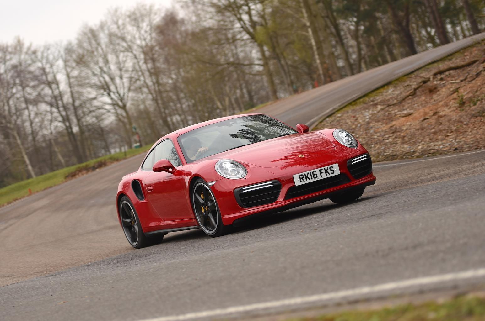 2016 Porsche 911 Turbo S Review What Car
