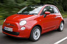 Electric Fiat 500 in US by 2012