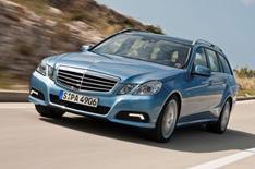 New Mercedes E-Class Estate unveiled
