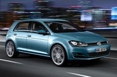 New 2013 VW Golf Mk7 pictures