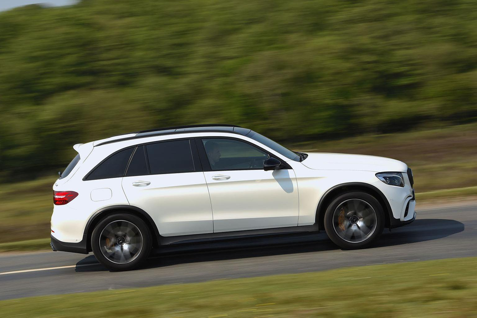 2018 Mercedes-AMG GLC 63 S review – verdict