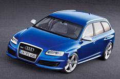 RS6 Avant: high performance, high cost