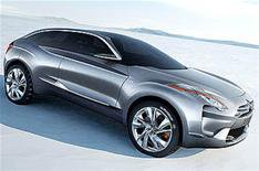 Citroen concept hints at C5 crossover