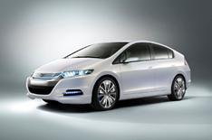 Revealed: new Honda Insight