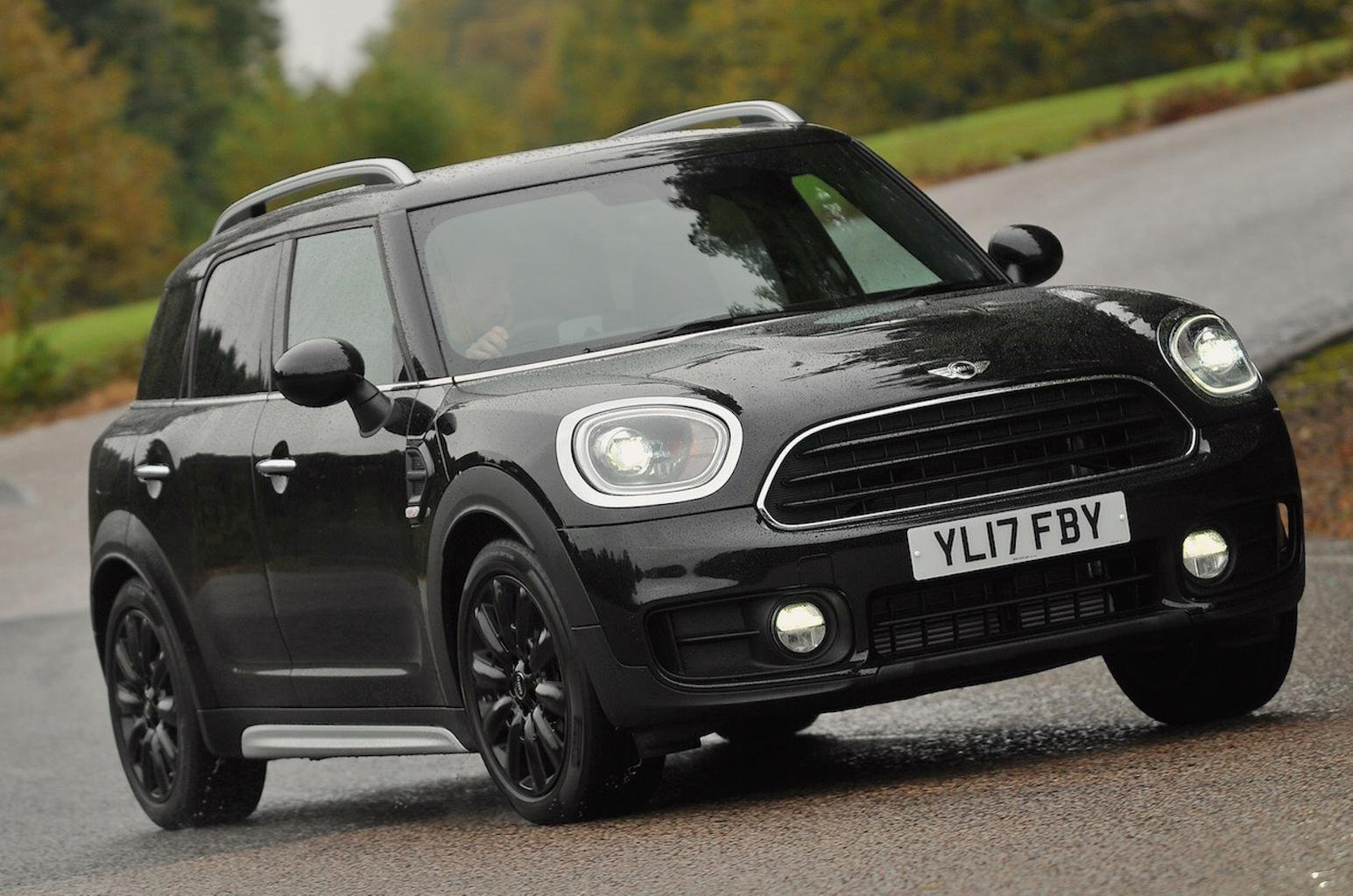 2017 Mini Countryman Cooper Review Price Specs And Release Date