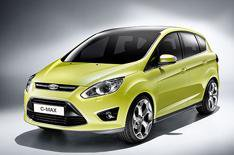 Ford's stylish new C-Max is revealed
