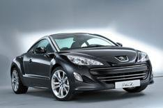 Peugeot RCZ prices announced
