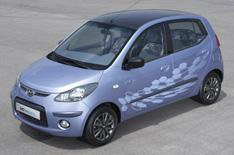 Hyundai to unveil electric city car