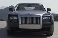 Rolls-Royce Ghost revealed