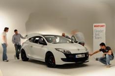 Megane Renaultsport: Reader Test Team