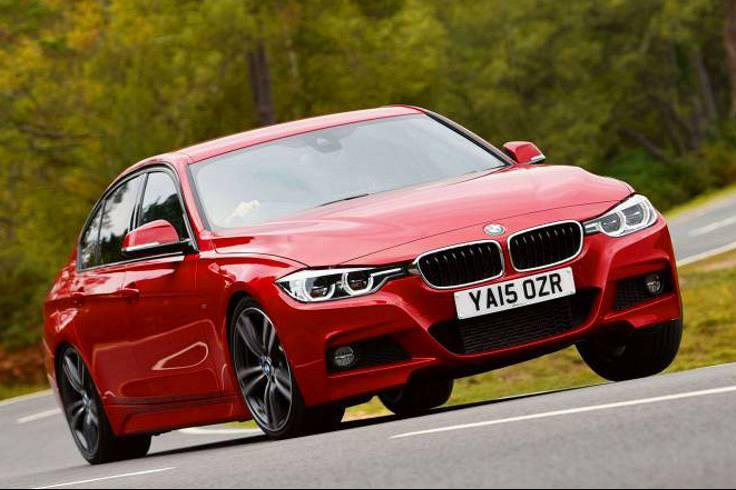 New car deal of the day: BMW 3 Series
