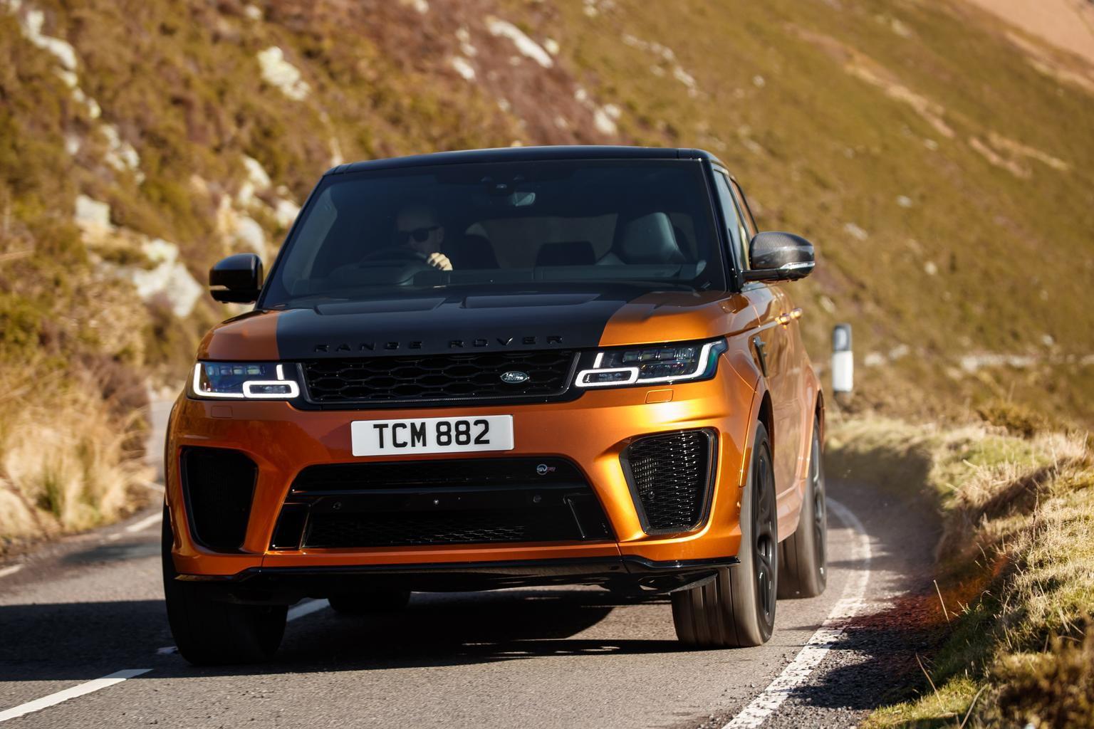 2018 Range Rover Sport SVR review - verdict