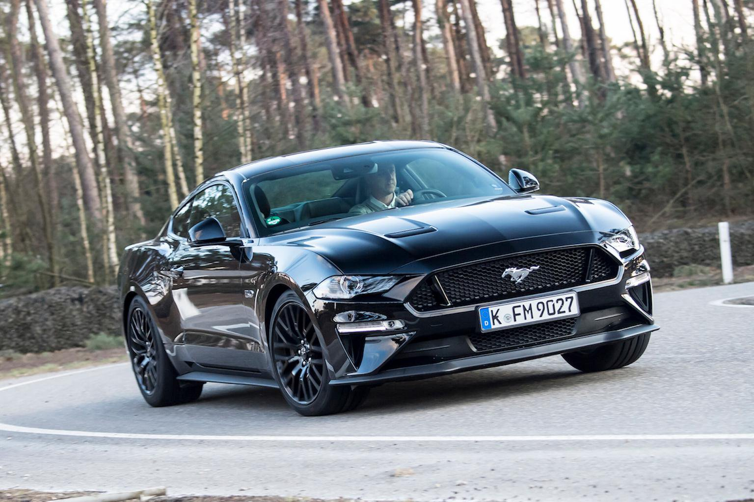 2018 ford mustang fastback gt review price specs and release date
