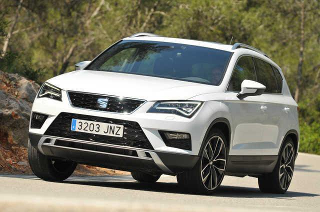 Seat Ateca video: our first impressions