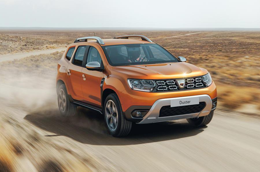 2018 Dacia Duster – exclusive Reader Test Team preview