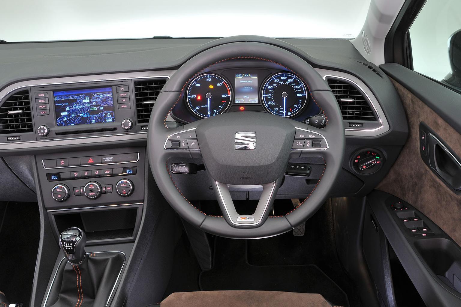 Used test: Seat Leon X-Perience vs Skoda Octavia Scout