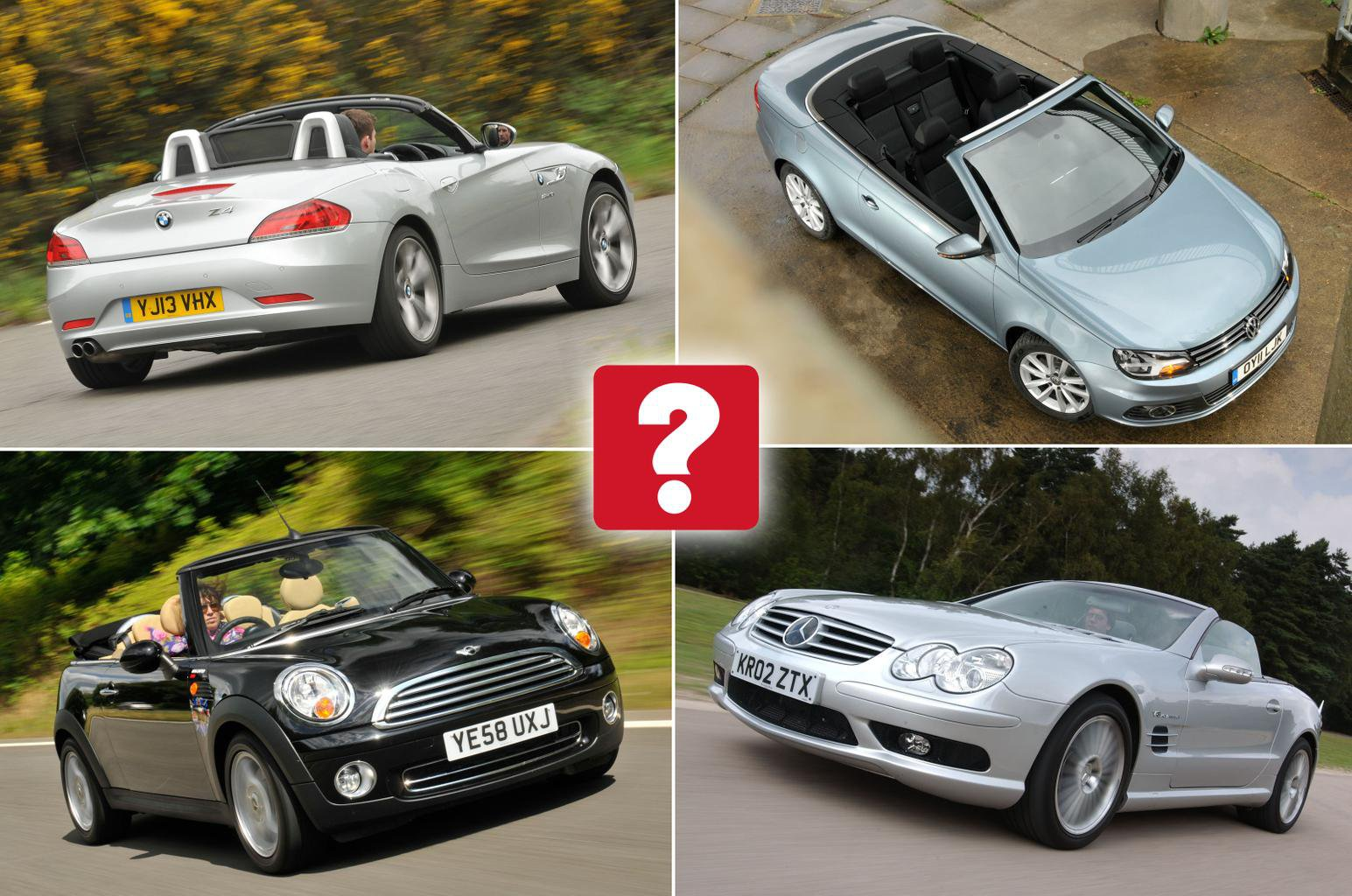 Best used convertibles for less than £10,000 (and the ones to avoid)