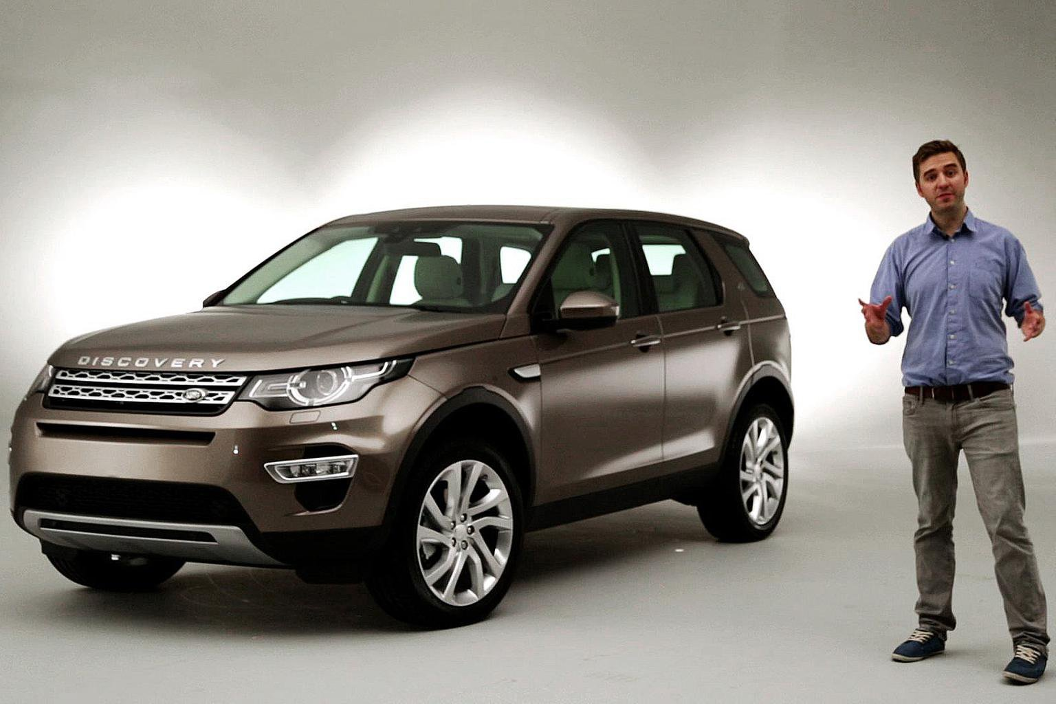 Video: Five reasons to look forward to the 2015 Land Rover Discovery Sport
