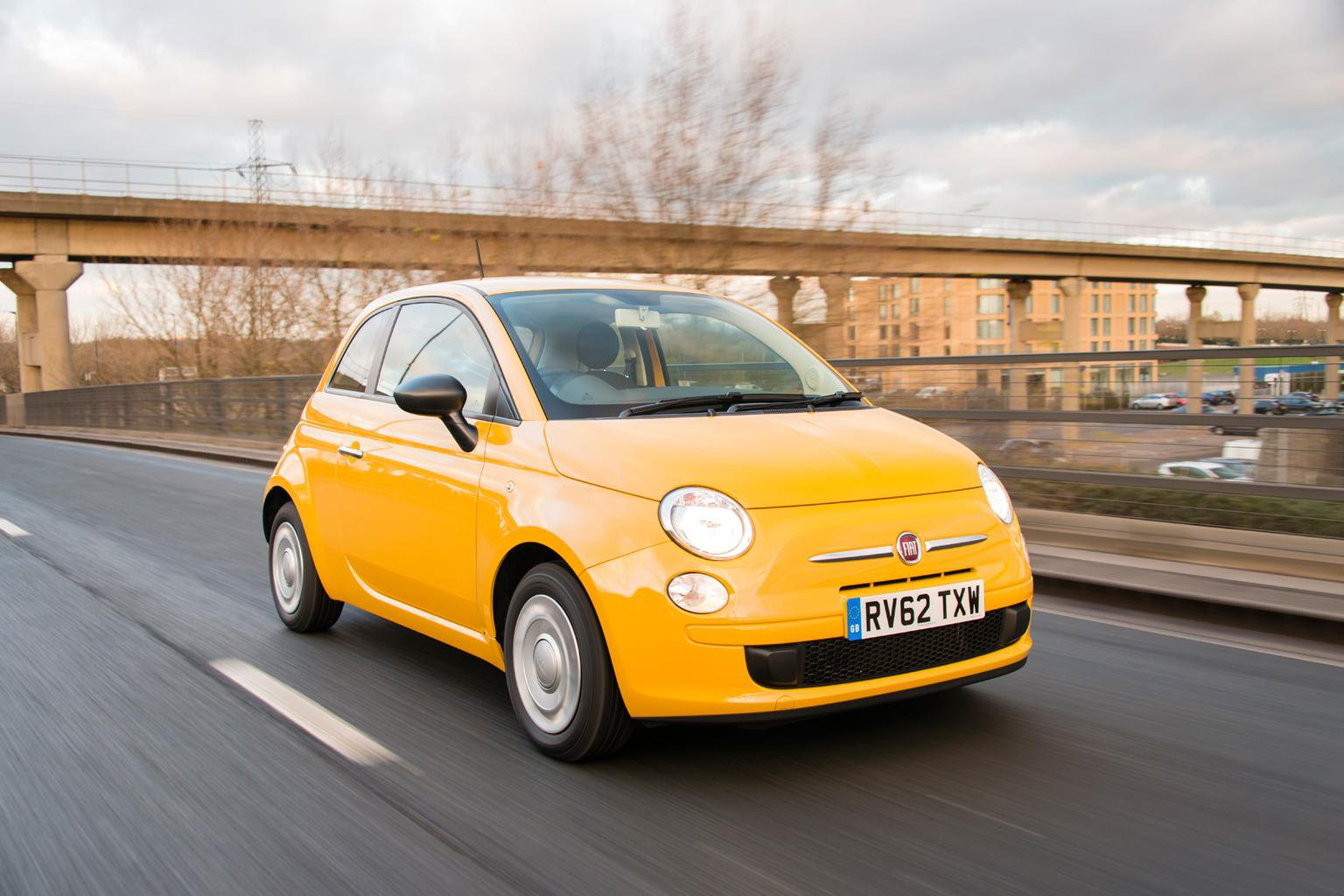 Deal of the Day: Fiat 500
