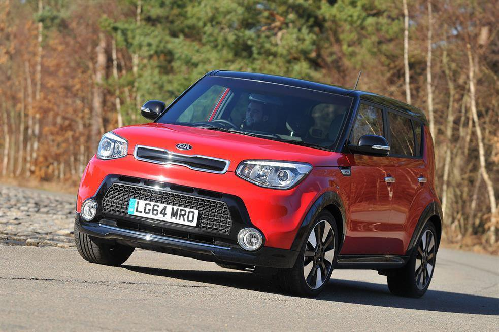 Deal of the Day: Kia Soul