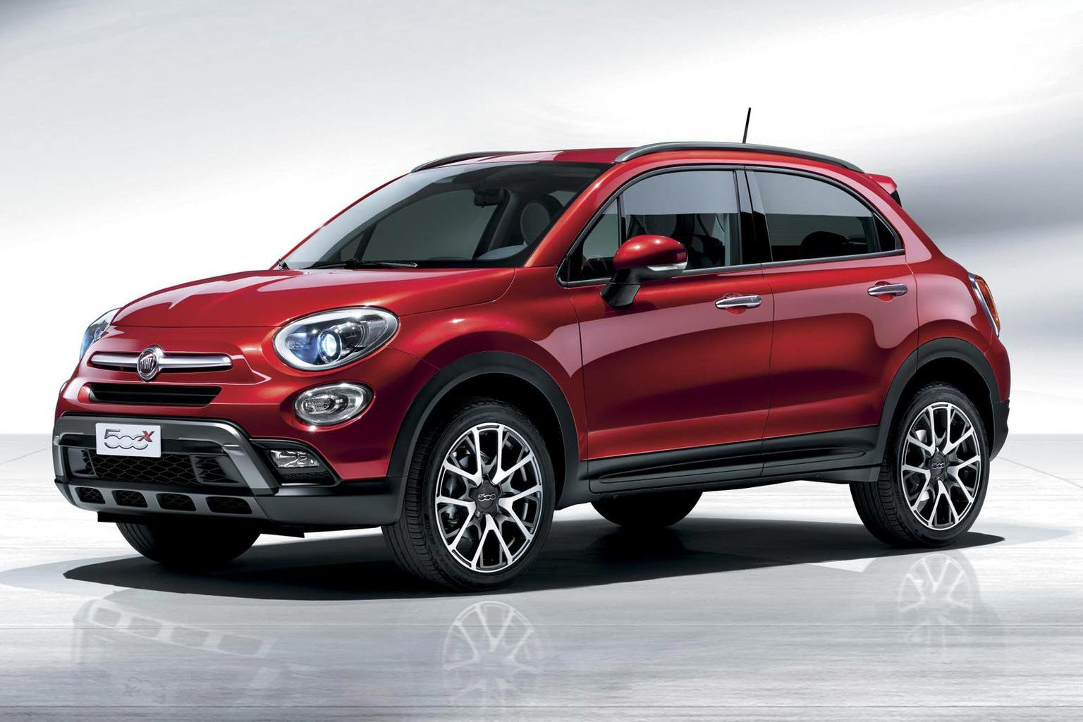 Fiat 500X to have same level of customisation as other 500 models