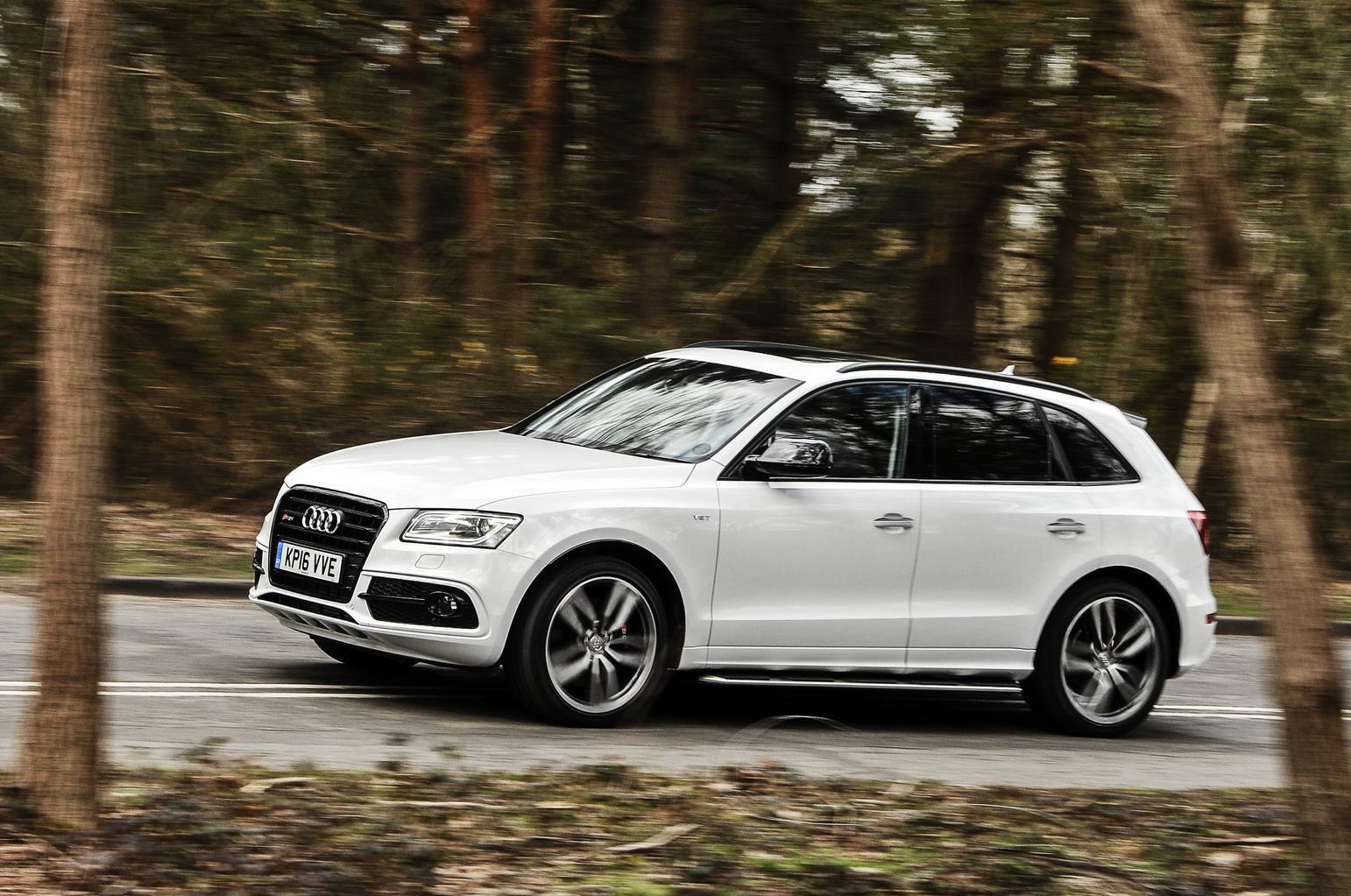 2016 Audi SQ5 Plus review