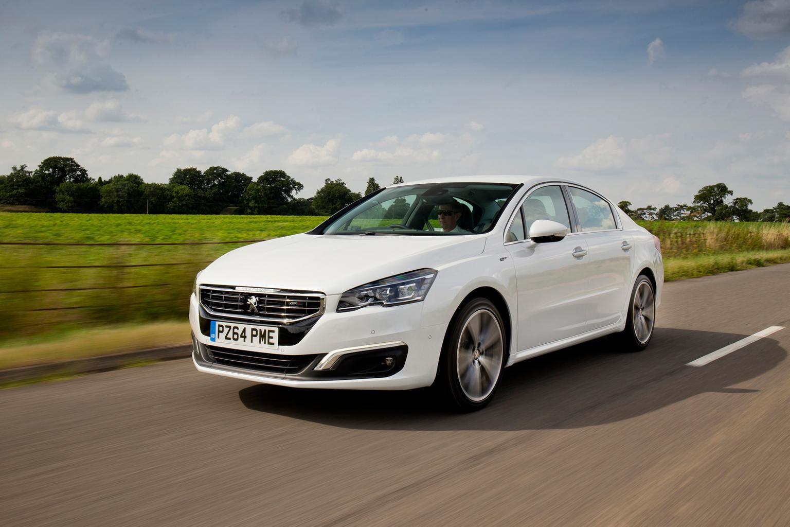 2014 Peugeot 508 review