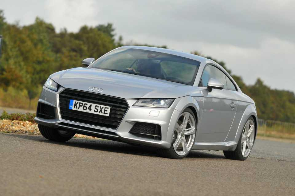 Deal of the day: Audi TT Coupe