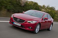 Exclusive 2013 Mazda 6 reader preview
