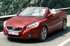 Volvo C30 and C70 prices revealed