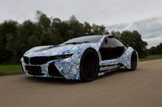 BMW to build plug-in hybrid supercar
