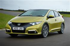 New Honda Civic most talked about online