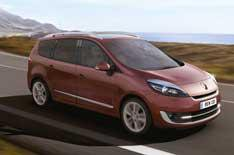 Renault Scenic 2012 prices revealed