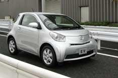 Toyota iQ EV review