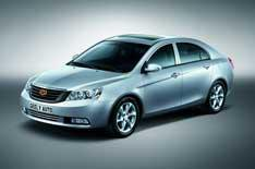 Geely to come to UK in 2012
