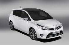 Toyota Verso prices revealed