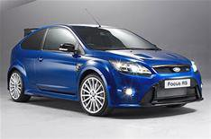 25k pricetag for Ford Focus RS
