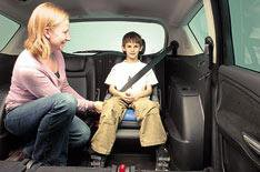 Child seat laws being flouted