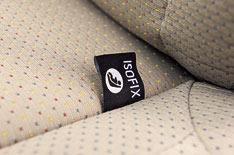 Isofix v seatbelt