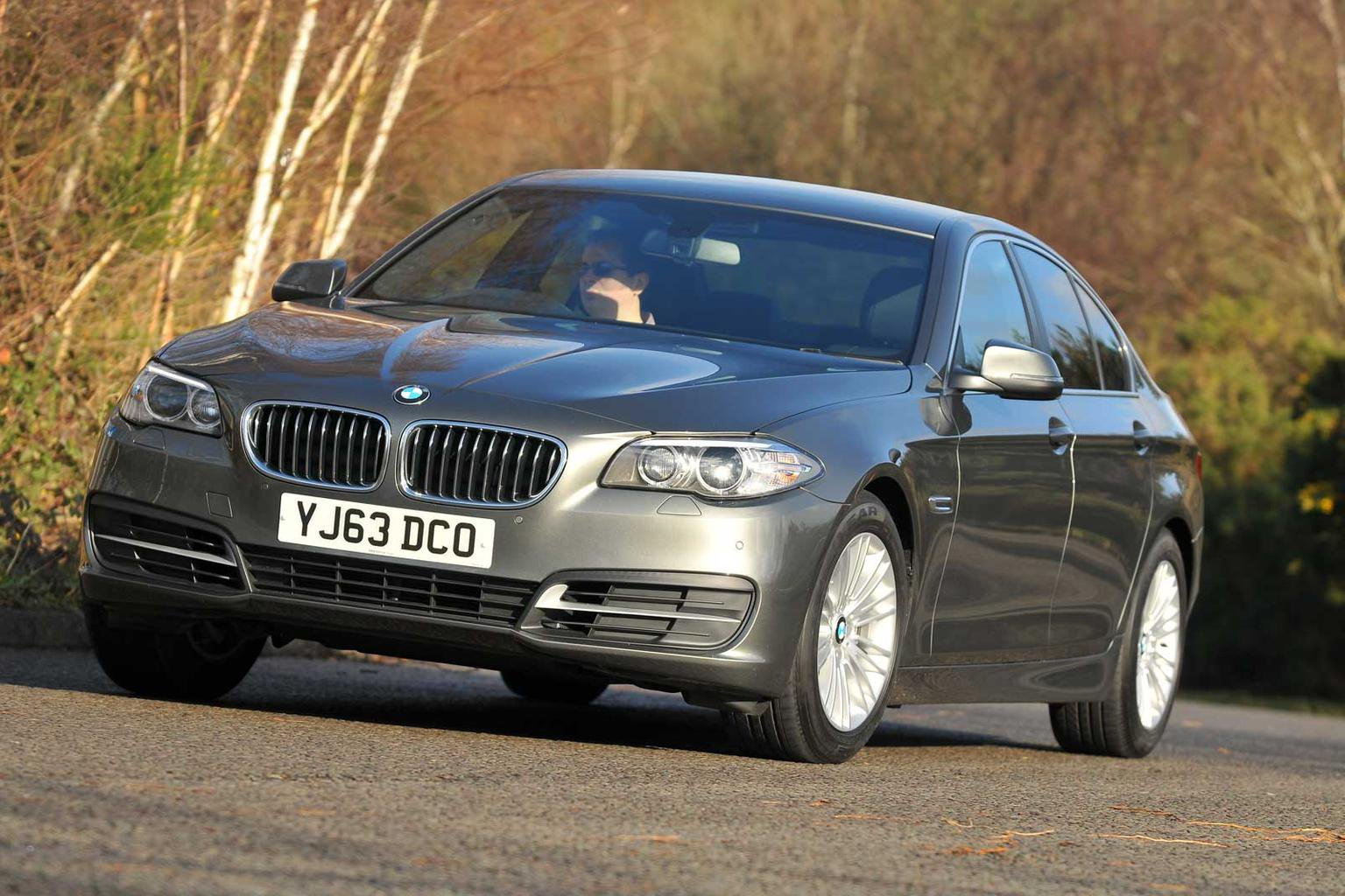 2014 BMW 518d review
