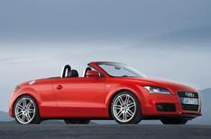 Audi TT adds S line trim