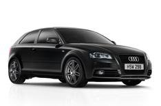 Audi A3 Black Edition launched