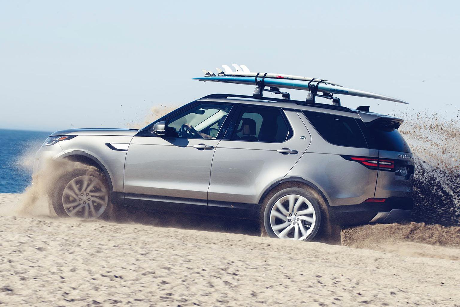 2017 Land Rover Discovery - exclusive family preview event
