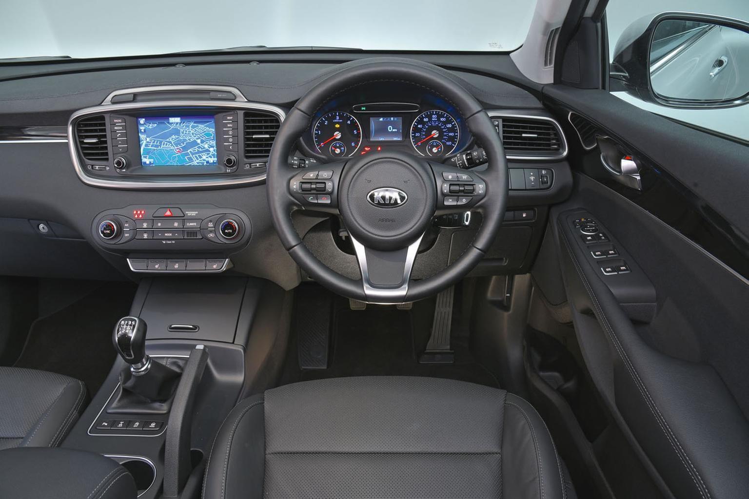 New Skoda Kodiaq vs Kia Sorento vs Mazda CX-5