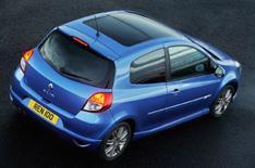 Revamped Renault Clio